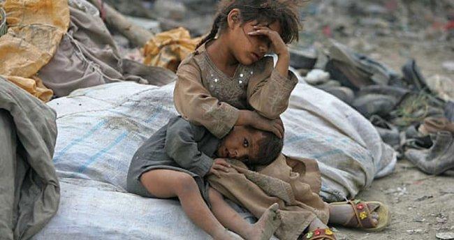 Ukrayna'da yoksulluk son bir yılda ikiye katlandı