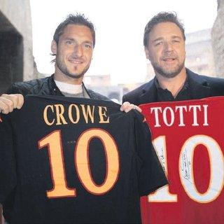 Kolezyum'u 35 yaşında gören Totti