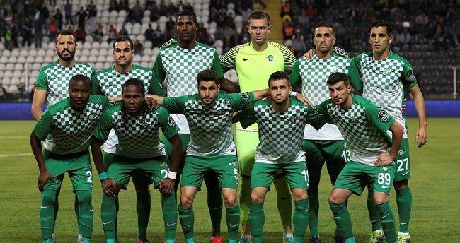 Akhisar Belediyespor'da 2 futbolcu kadro dışı bırakıldı