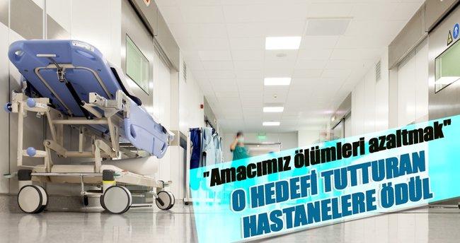 Sezaryeni azaltan hastaneye ödül