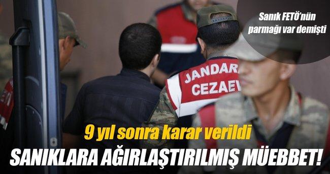 ZİRVE YAYINEVİ DAVASI SANIKLARINA 3'ER KEZ AĞIRLAŞTIRILMIŞ MÜEBBET