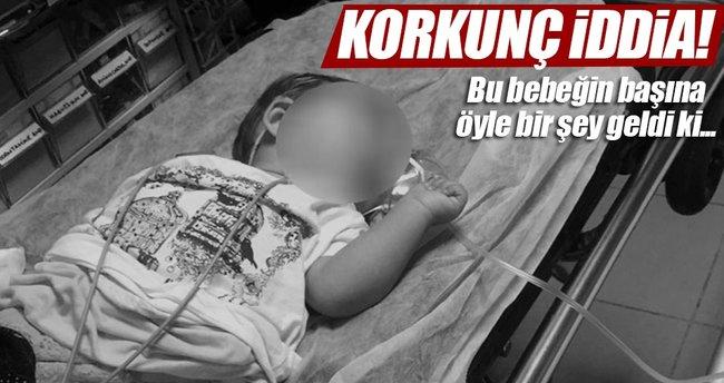 8 aylık bebek bonzai komasına mı girdi?