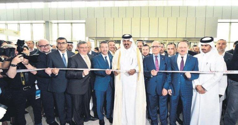 Katar'a Türk damgası