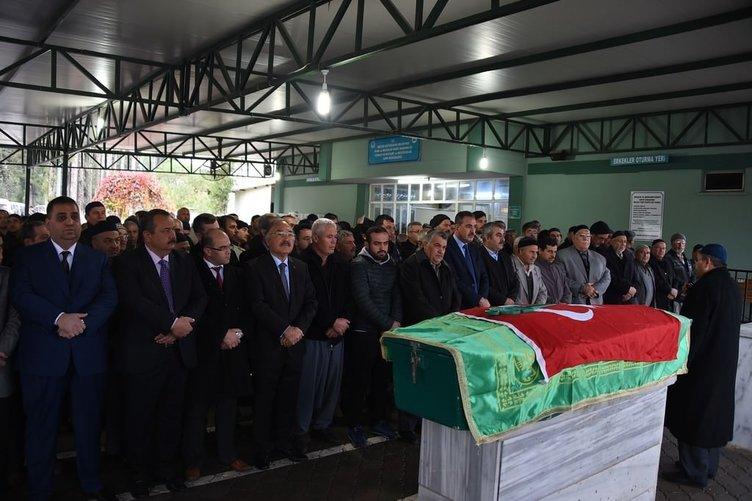 Yurt yangınında yaşamını yitiren çocuklar toprağa verildi