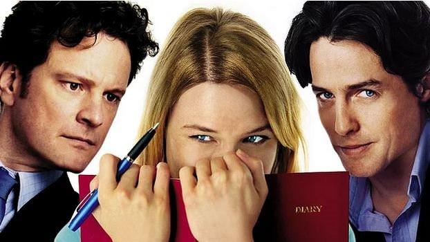 44. Bridget Jones'un Günlüğü / Bridget Jones's Diary (2001) | IMDb: 6.7