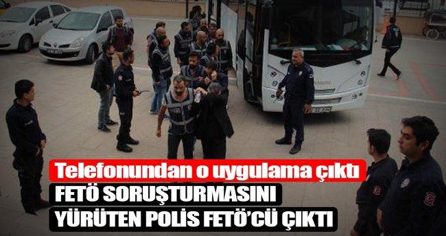 FETÖ soruşturmasını yürüten polis müdürü, FETÖ'den gözaltına alındı