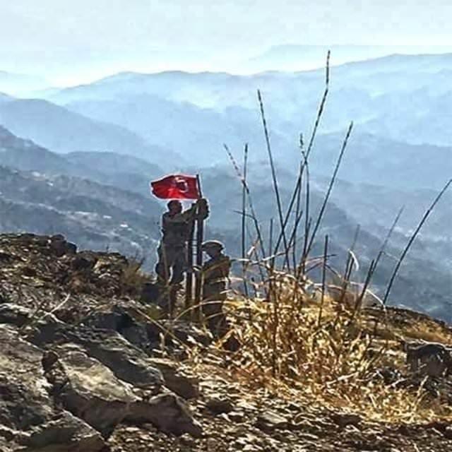 Öldürülen PKK'lıların cebinde bulundu!