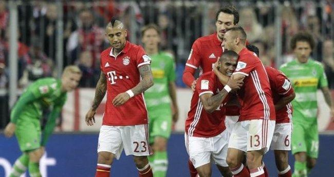 Bayern Münih iki hafta sonra galip!