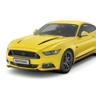 Mustang iki yeni versiyonla geliyor