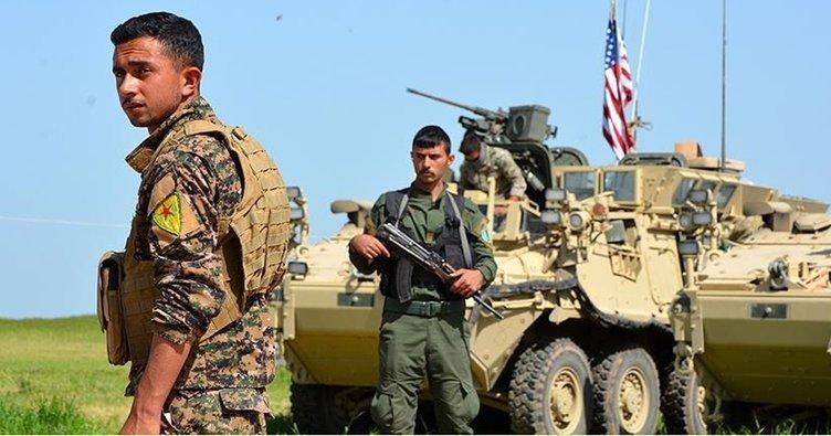 ABD'den terör örgütü PYD'ye silah sevkiyatı!
