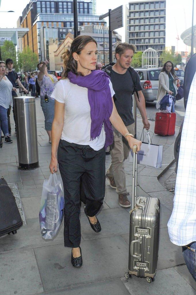 Jennifer Garner ve Ben Affleck barıştı mı?