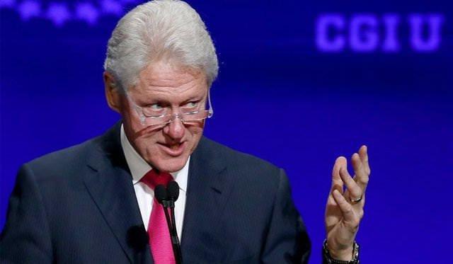 Bill Clinton'dan dünyayı şaşkına çeviren açıklama