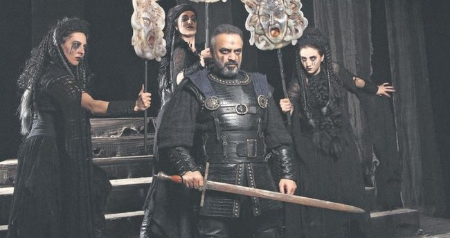 'Macbeth'e farklı ve cesur bir yorum