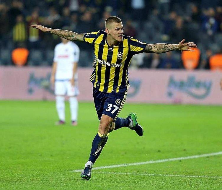 Fenerbahçe-Zorya (Muhtemel 11'ler)