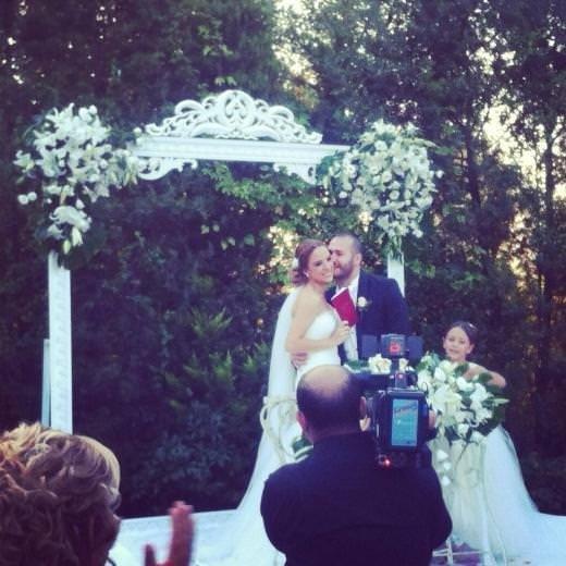 Sami Levi evlendi