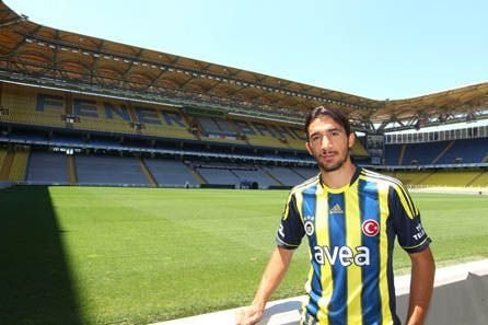 Mehmet Topal Fenerbahçe'de