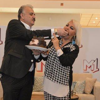 Safiye Soyman 56. yaşını kutladı