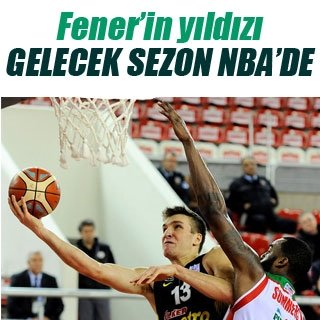 Bogdanovic gelecek sezon NBA'de