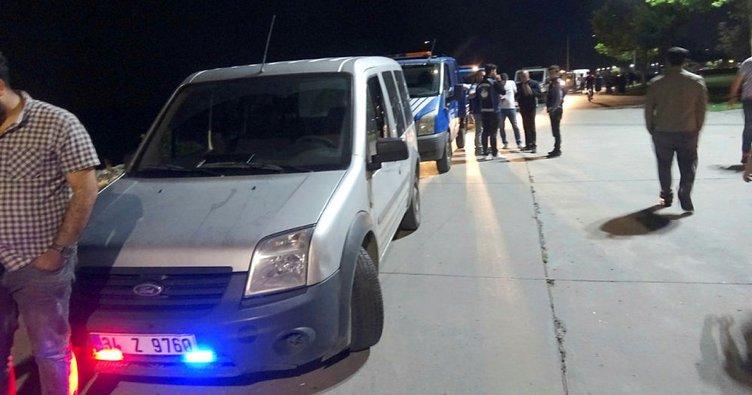 Polis ve zabıtadan sahilde 'seyyar denetimi'