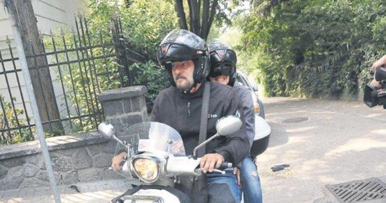 Trafiğe motosikletli çözüm