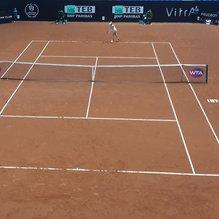 TEB BNP Paribas İstanbul Cup Uluslararası Kadınlar Tenis Turnuvası'nın şampiyonu belli oldu