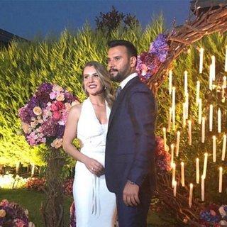 Alişan ve Eda Erol nişanlandı!