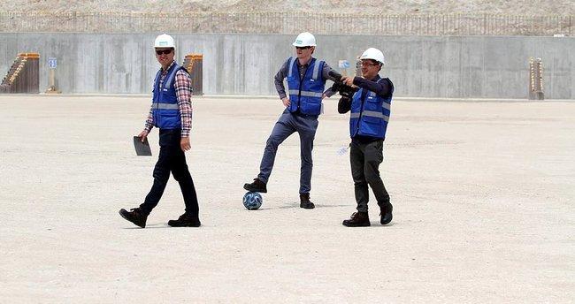 Katar, Dünya Kupası sırasında iklimi değiştirecek!