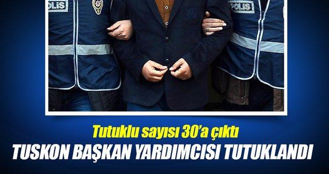 TUSKON Başkan Yardımcısı Rana Tezcan Açıkgöz tutuklandı