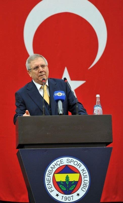 Fenerbahçe Kulübü Divan Kurulu Toplantısı