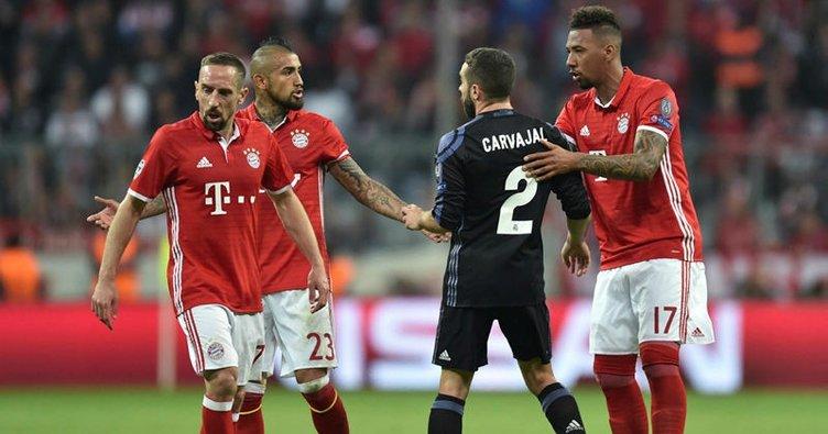 Real Madrid - Bayern Münih maçı ne zaman saat kaçta ve hangi kanalda canlı yayınlanacak?