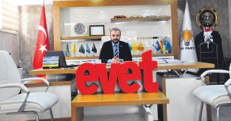 'Yeni Türkiye için daha çok çalışacağız'