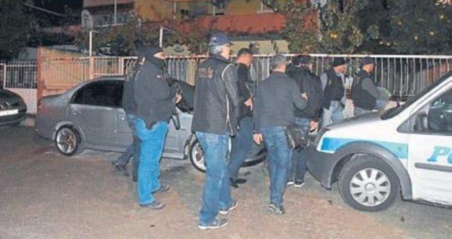 DAEŞ üyesi 5 kişi gözaltına alındı
