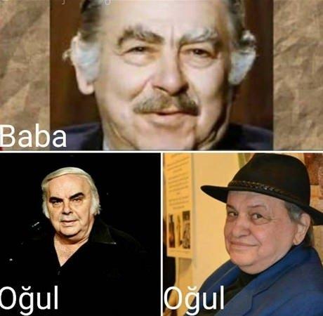 İşte akraba ünlüler