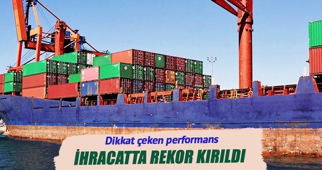 Günlük ihracatta rekor