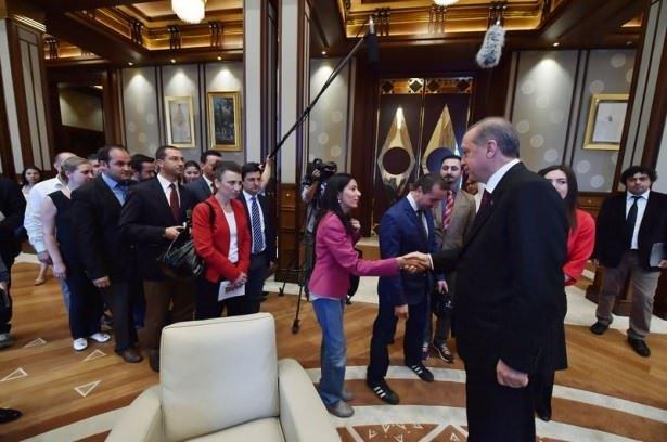 İşte Erdoğan'ın huzur bulduğum dediği o oda