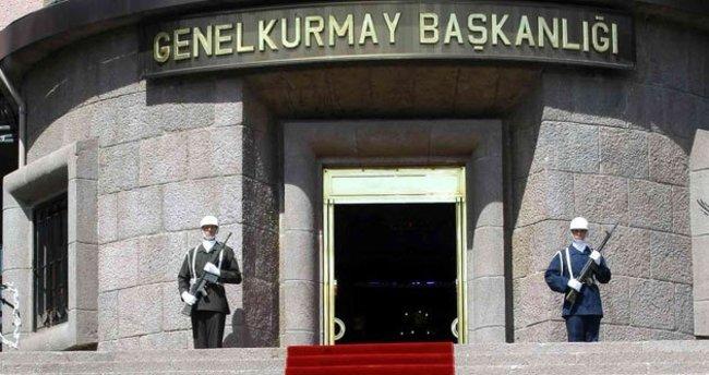 TSK'dan son dakika açıklaması: 19 terörist öldürüldü