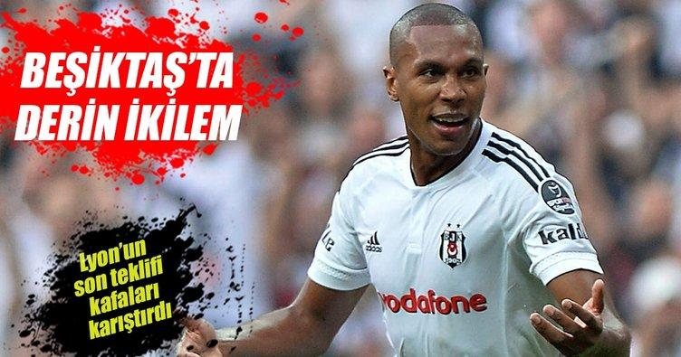 Beşiktaş'ta derin ikilem