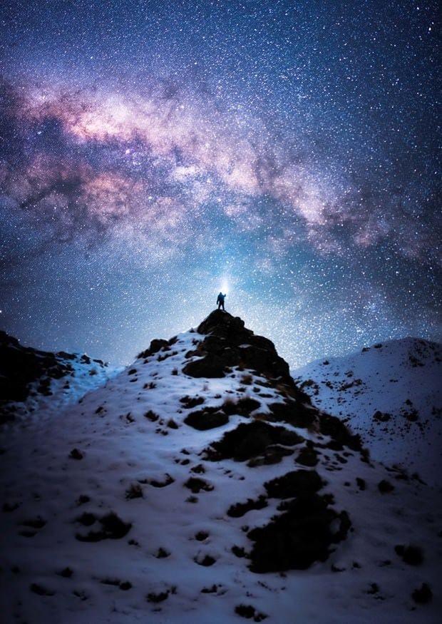 Gece gözüyle dünya