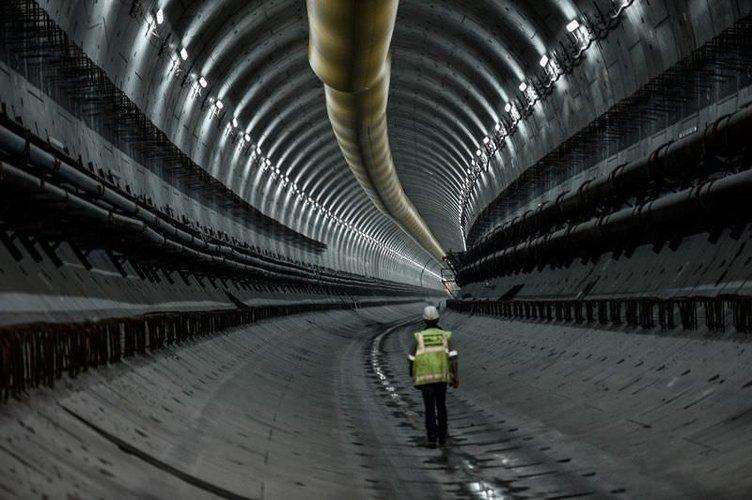 Avrasya Tüneli için geri sayım