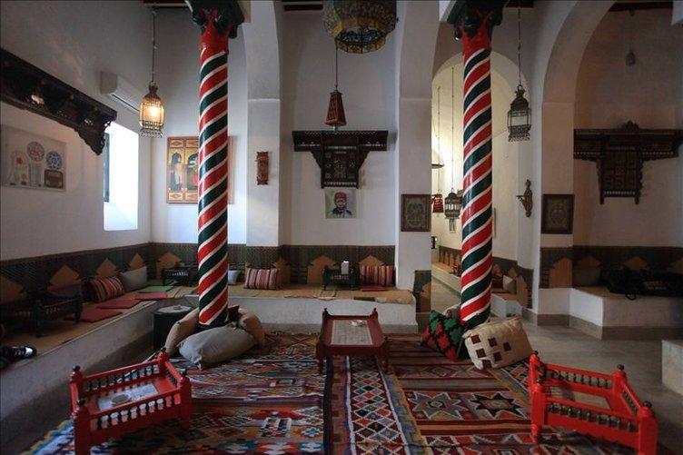 Tunus'un geleneksel kahvehaneleri