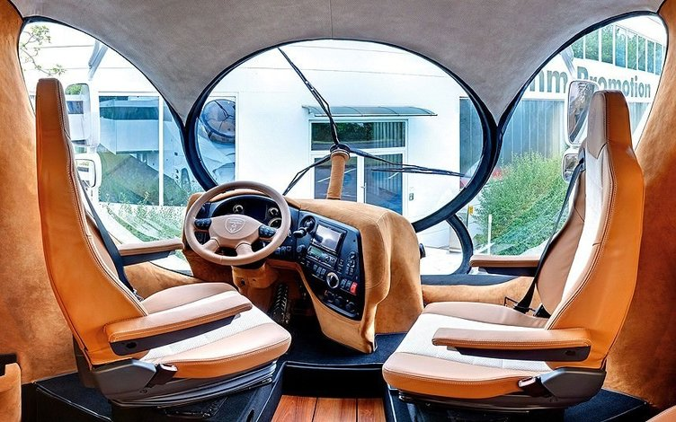 Dünyanın en pahalı karavanı