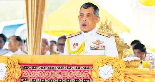 Veliaht Prens, Tayland'ın yeni kralı oldu
