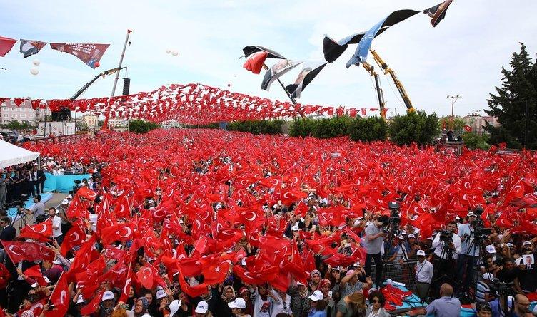Erdoğan ve Davutoğlu Antalya'da