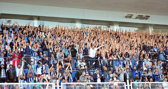 Adana Demirspor, Süper Lig takımlarıyla yarışıyor