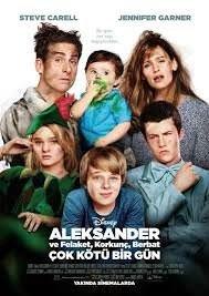 Alexander ve Felaket, Korkunç, Berbat, Çok Kötü Bir Gün filminden kareler