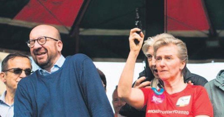 Belçika Prensesi, başbakanı 'sağır' etti