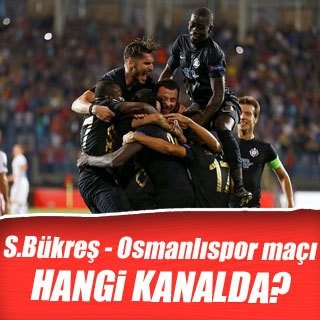 Steaua Bükreş - Osmanlıspor maçı hangi kanalda?