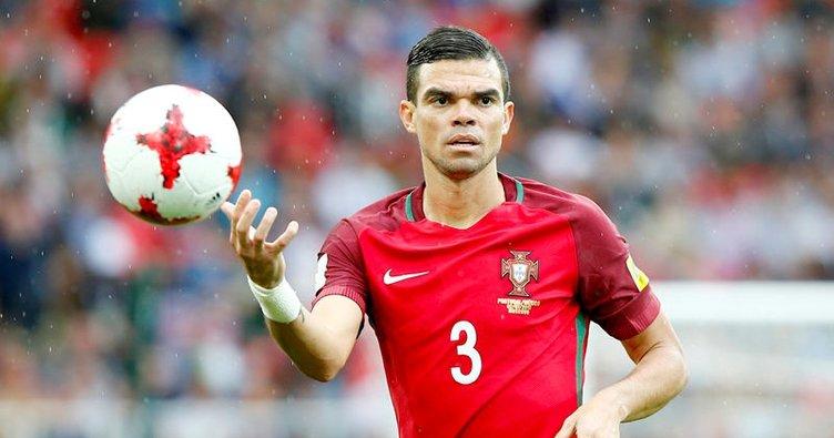 Beşiktaş'ın anlaştığı Pepe bu akşam geliyor