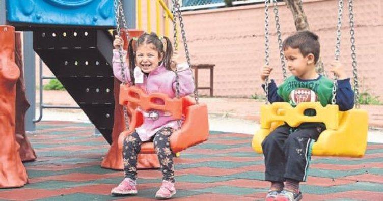 Tarsus'ta parklar daha da güzelleşti