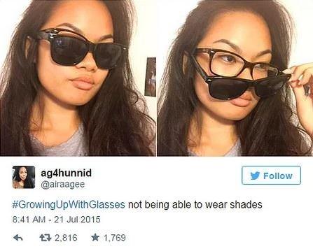 Gözlük kullananların karşılaştığı zalim durumlar